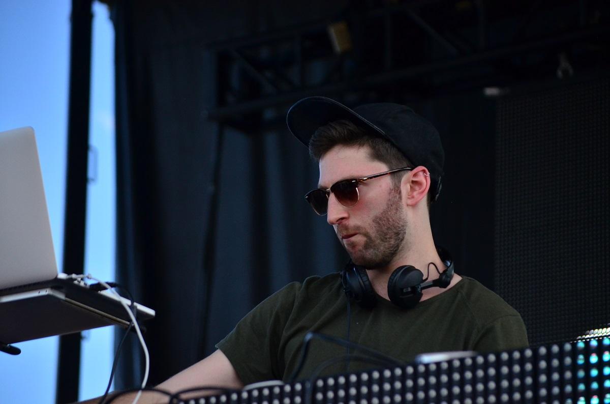 Sicarii at Billboard Hot 100 Music Festival 2015