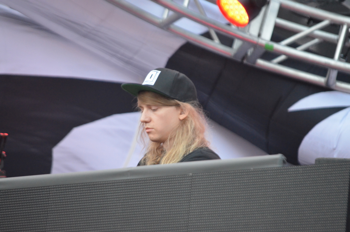 Cashmere Cat at Electric Zoo 2015