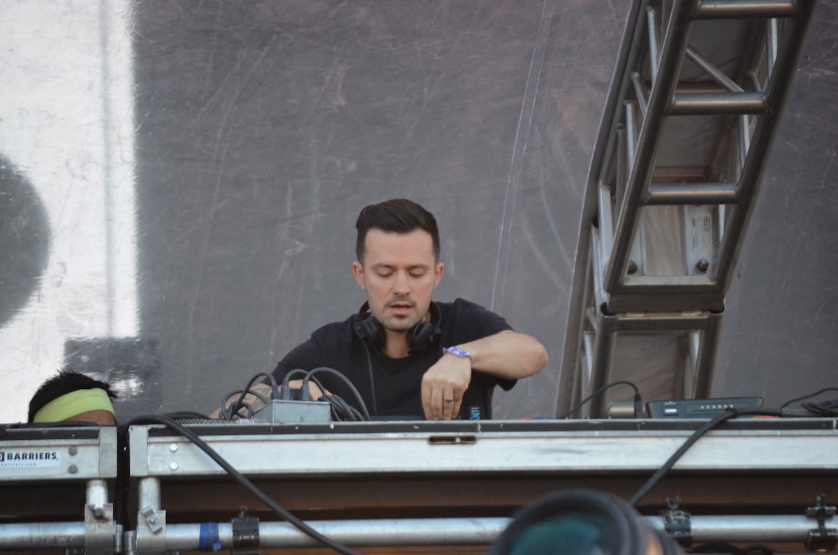 Dirty South at Electric Zoo 2015