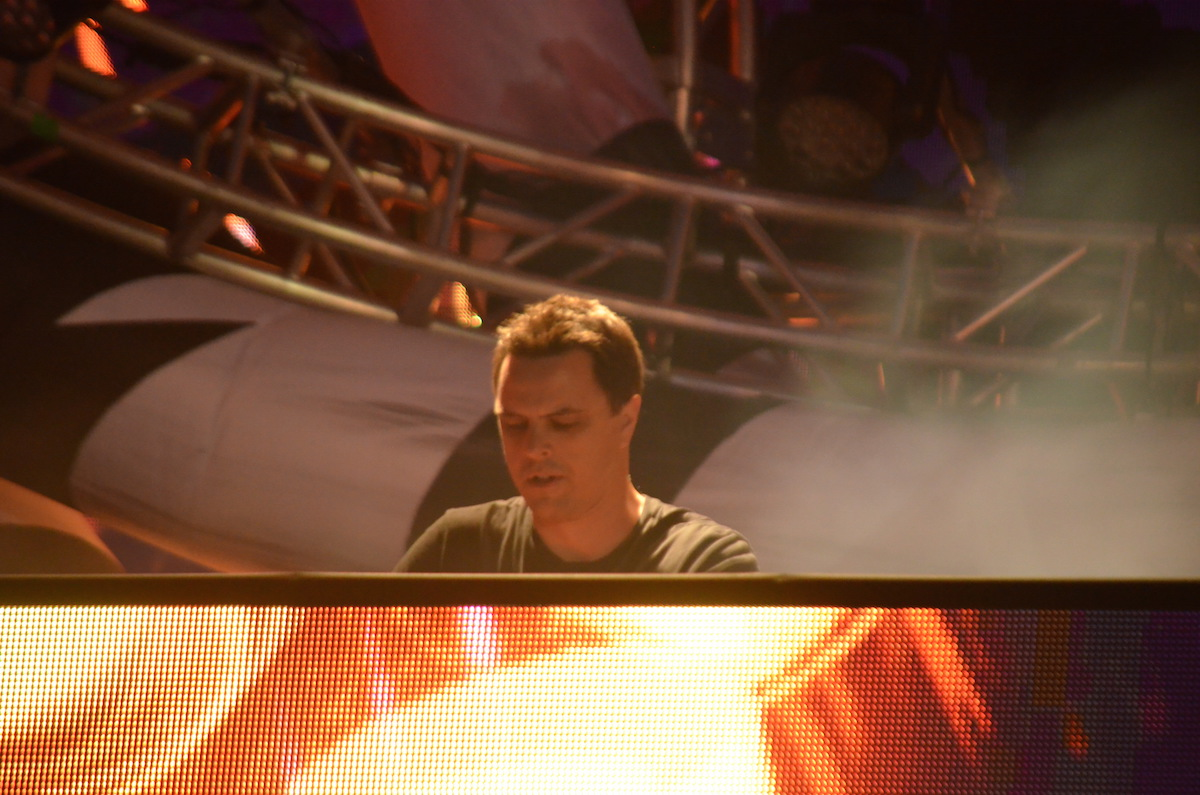 Markus Schulz at Electric Zoo 2015