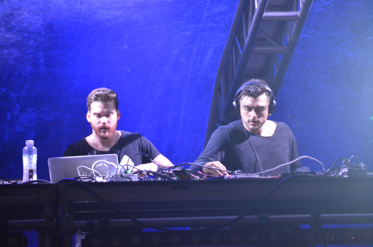 Adventure Club at Electric Zoo 2015