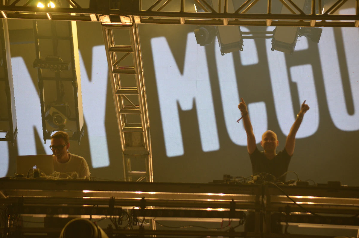 Above & Beyond at Electric Zoo 2015