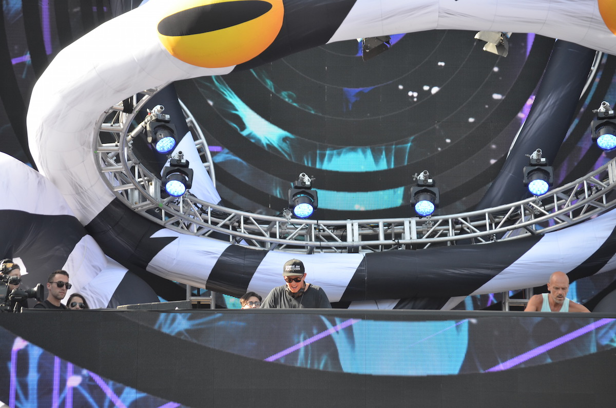 SNBRN at Electric Zoo 2015
