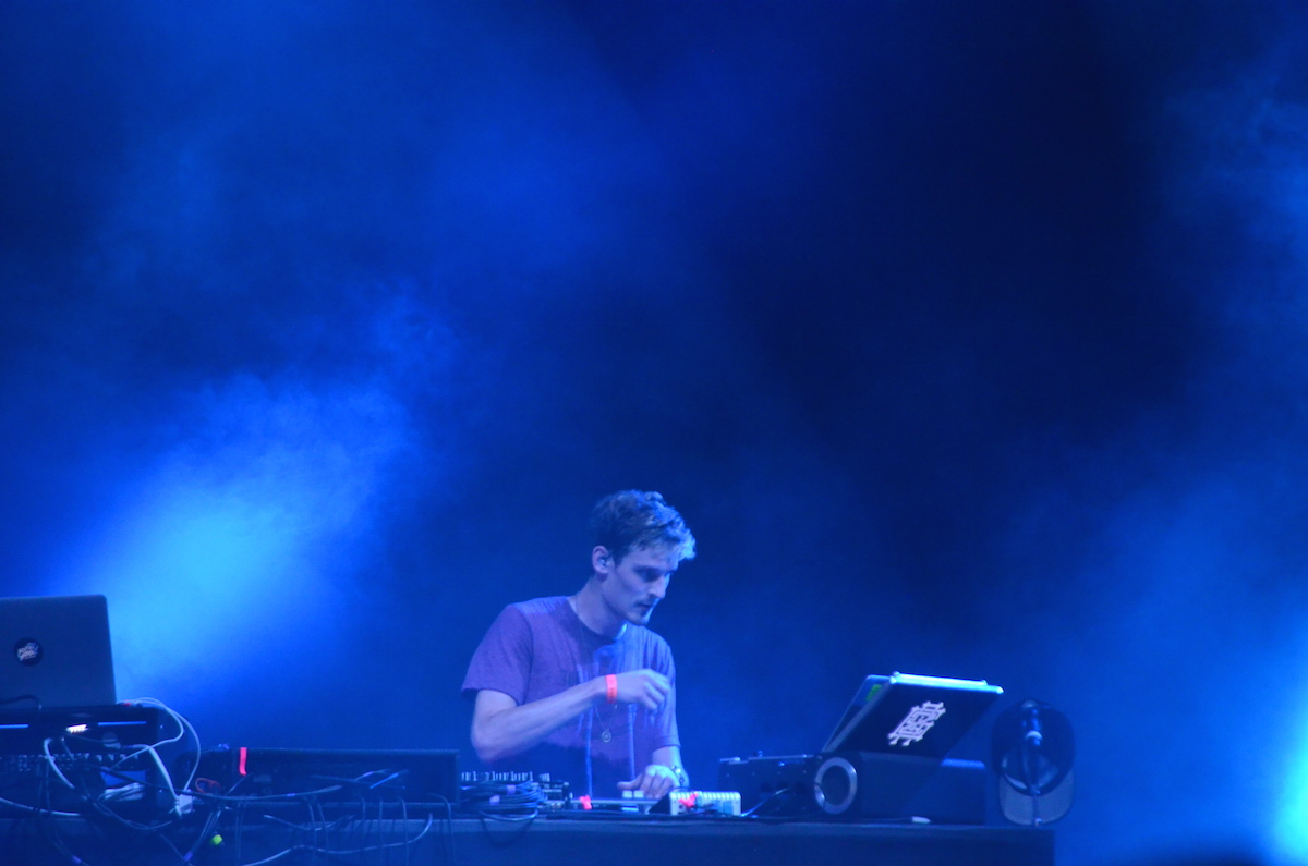 GRiZ at Electric Zoo 2015