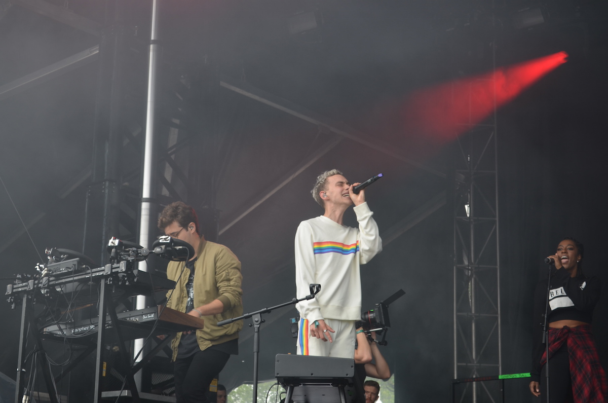 Years & Years Governors Ball 2016