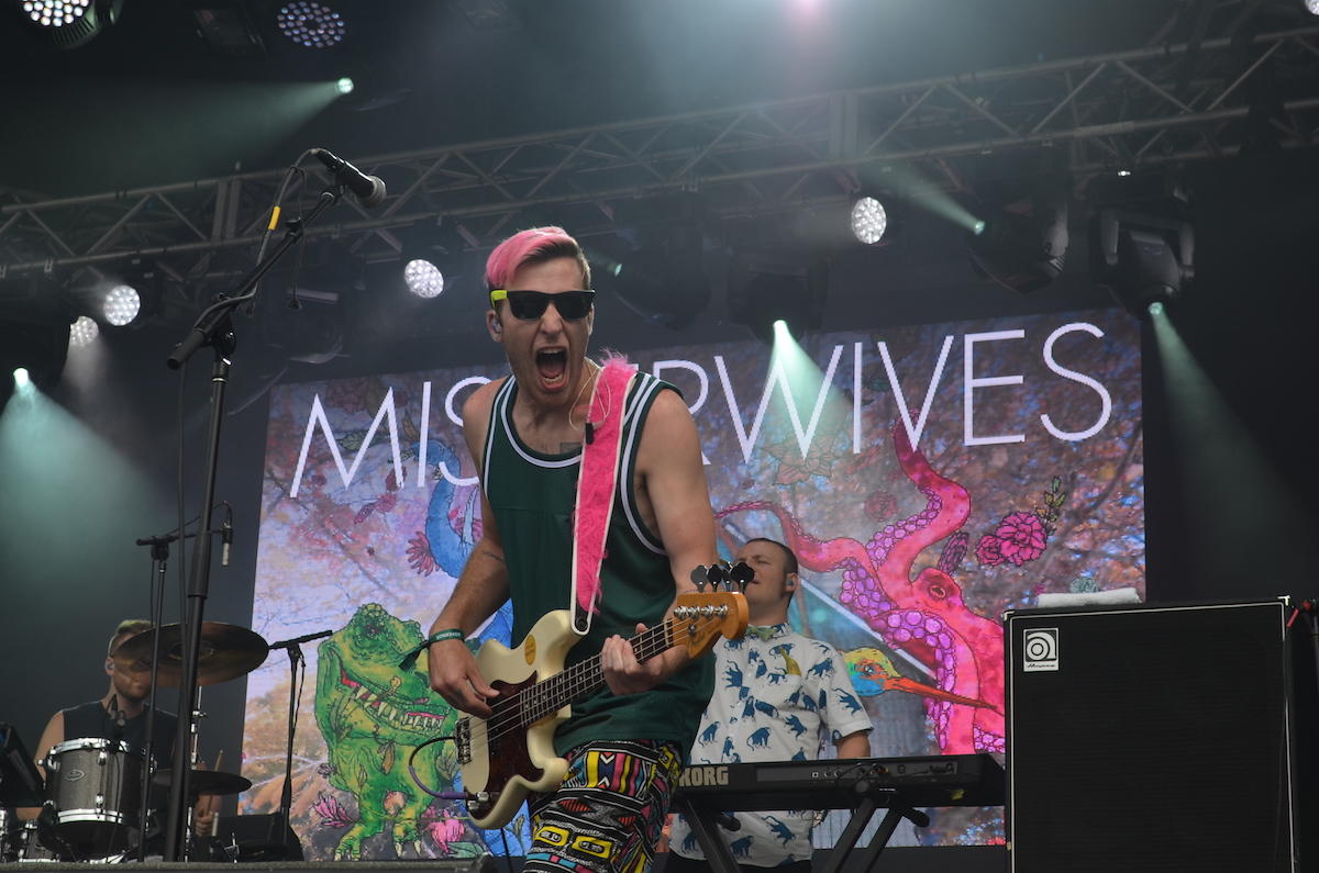 Misterwives Governors Ball 2016