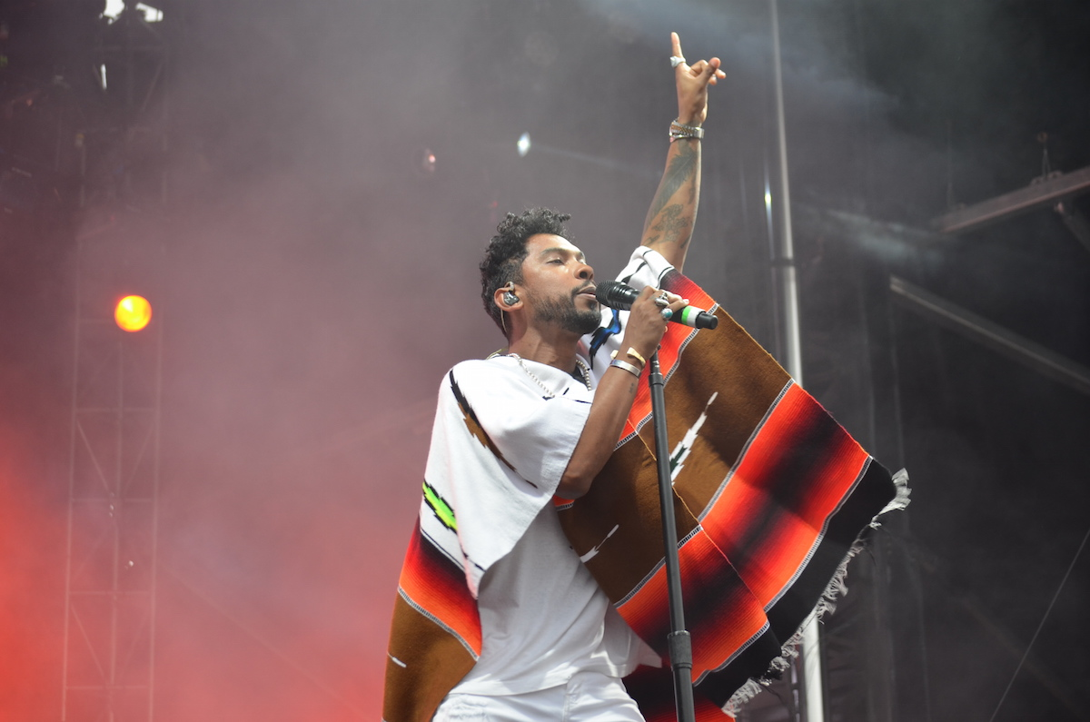 Miguel Governors Ball 2016