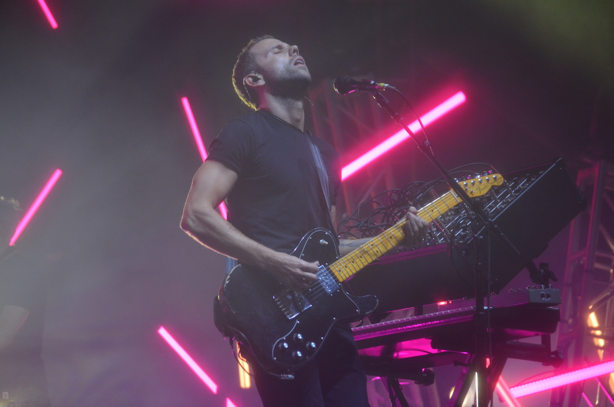 M83 Governors Ball 2016