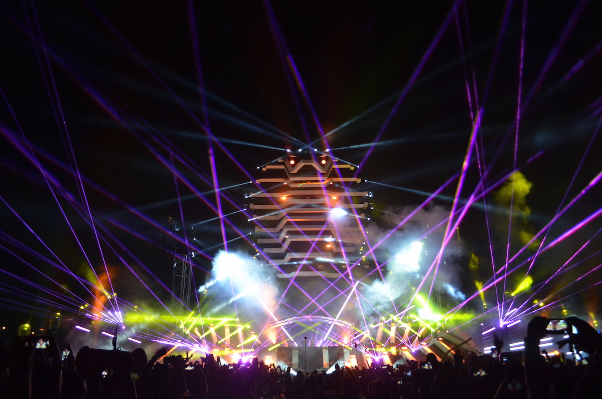 The Chainsmokers Electric Zoo 2016