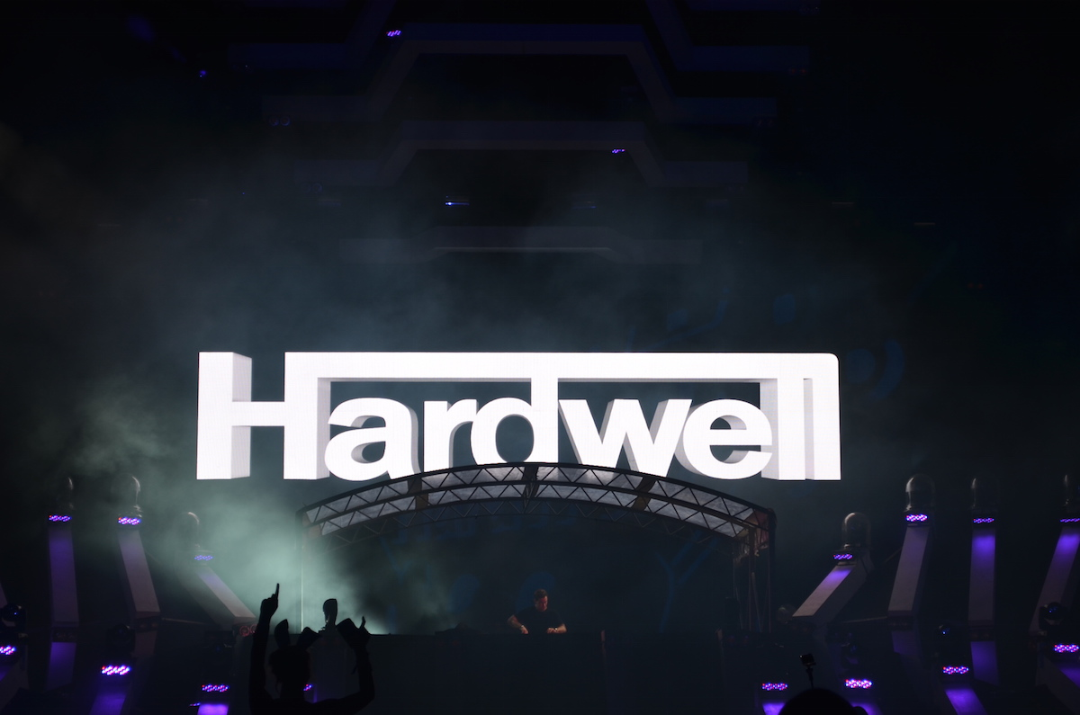 Hardwell Electric Zoo 2016