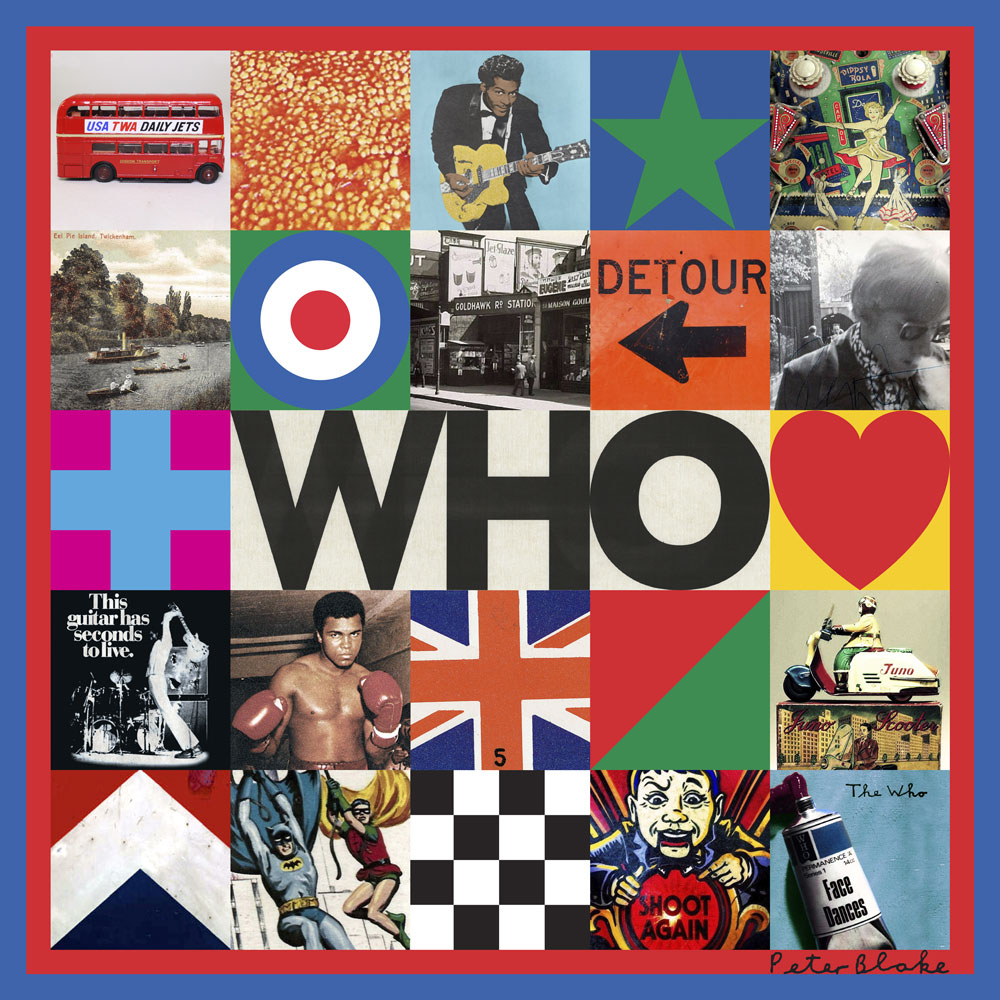 """""""WHO"""" is the newest album of The Who after 13 years"""