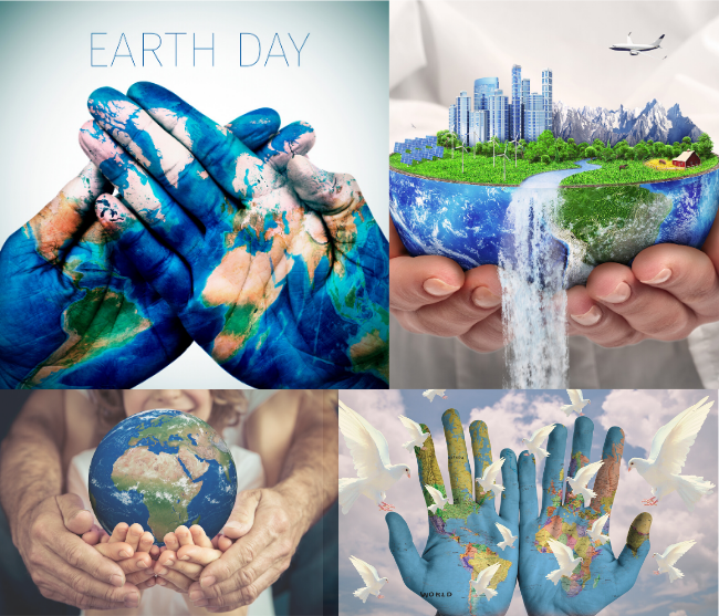 April 22, 2020 is the 50th anniversary of Earth Day