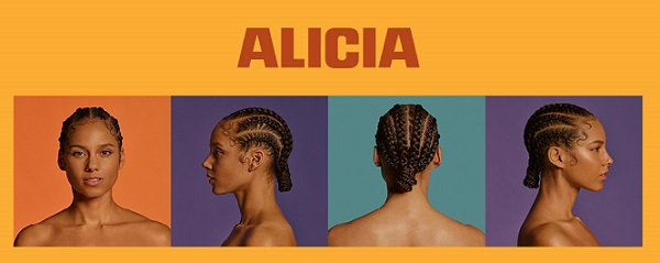 """""""Alicia"""" is her forthcoming album"""