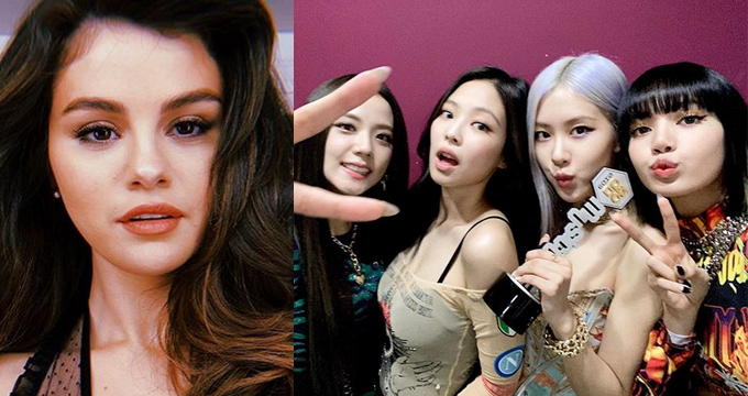 Selena Gomez Joins BLACKPINK in the K-Pop Group's Second ...
