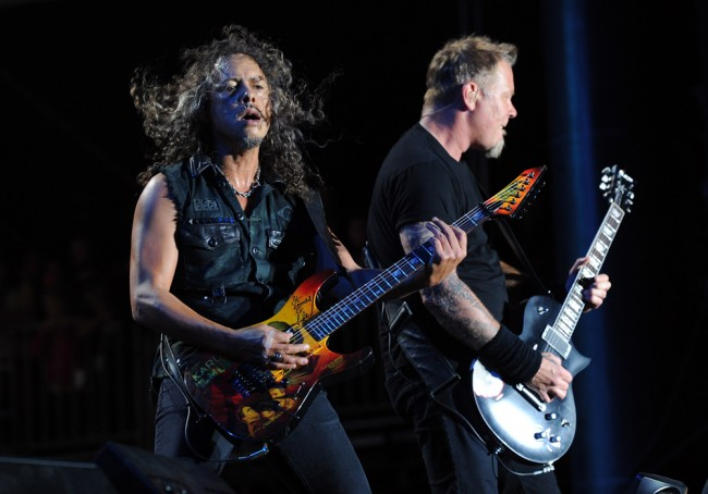 The Big Four of Metal: Horsemen of the Apocalypse