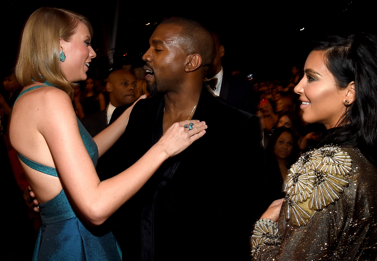 Taylor Swift And Kanye West Feud Part 2 The Famous Lyrics Music Times