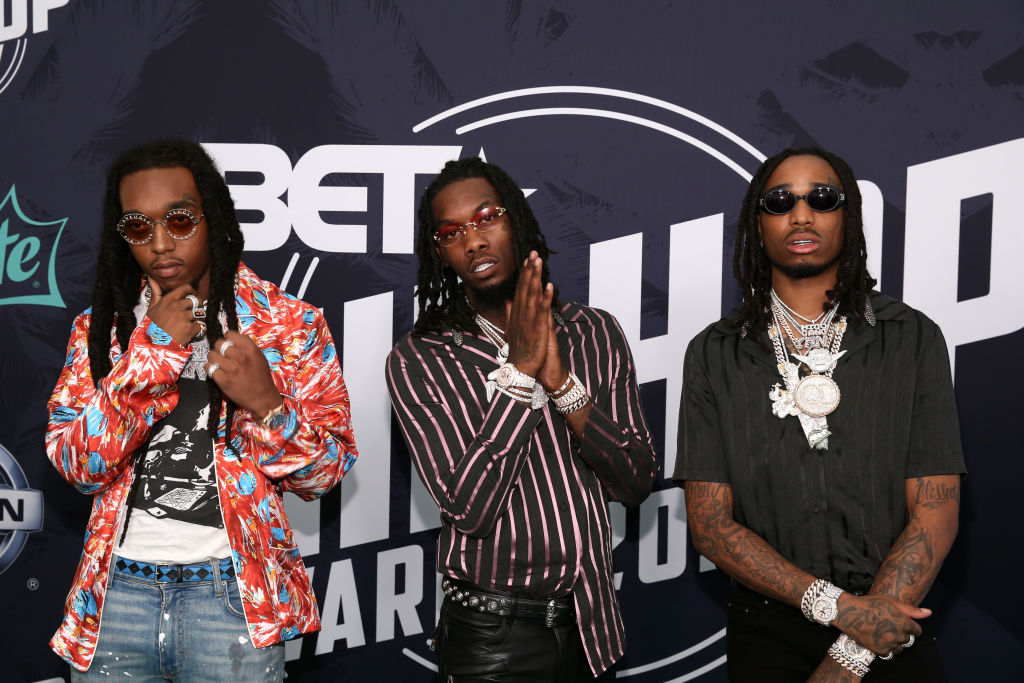 """Offset Says Migos Takes Credit for the """"Rapping-About-Nothing-With-Good-Flows"""" Trend"""