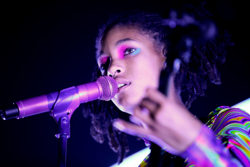 Willow Smith Wants Black Girls to Embrace Rock Music in Latest 'Transparent Soul'