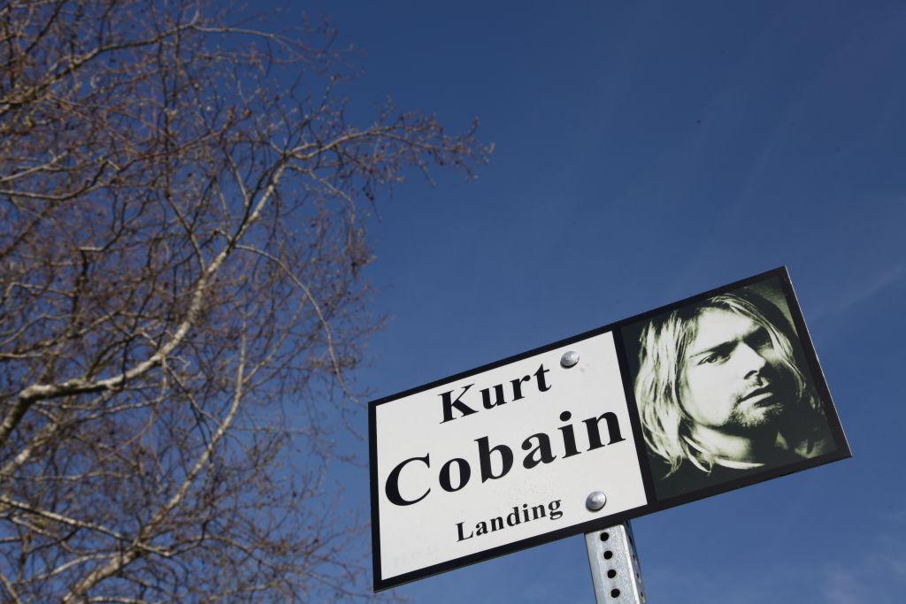 'Nirvana,' Kurt Cobain