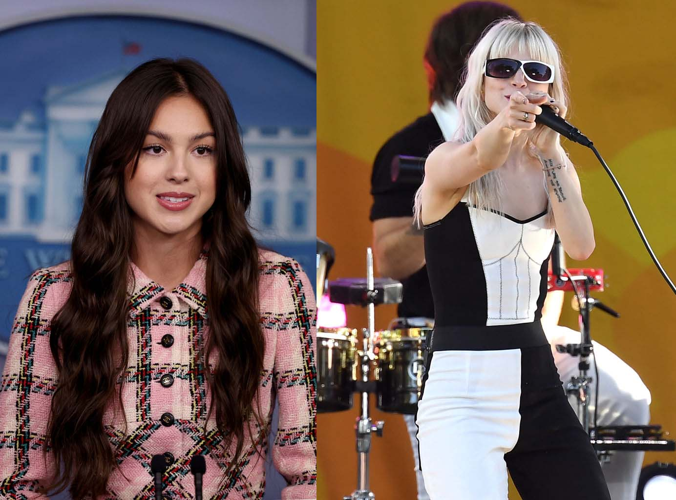 Is Olivia Rodrigo's 'Good 4 U' Really A Copy of Paramore's 'Misery Business'? Singer Attacked By Fans After Plagiarism Accusations