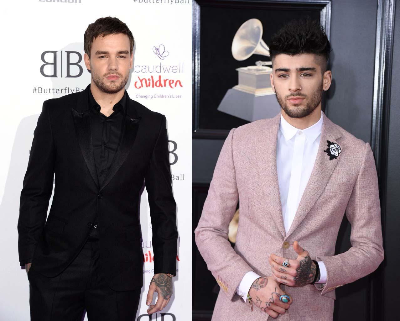 Liam Payne Hilariously Recreates One Direction? Singer Makes TikTok Video About Former Member Zayn Malik