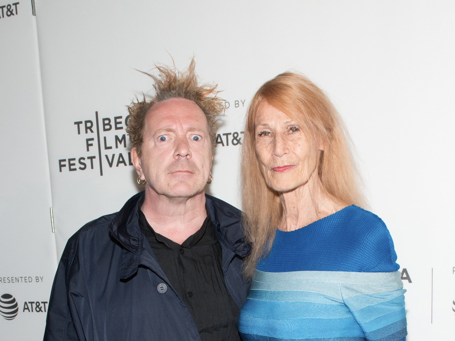 John Lydon, Nora Forster