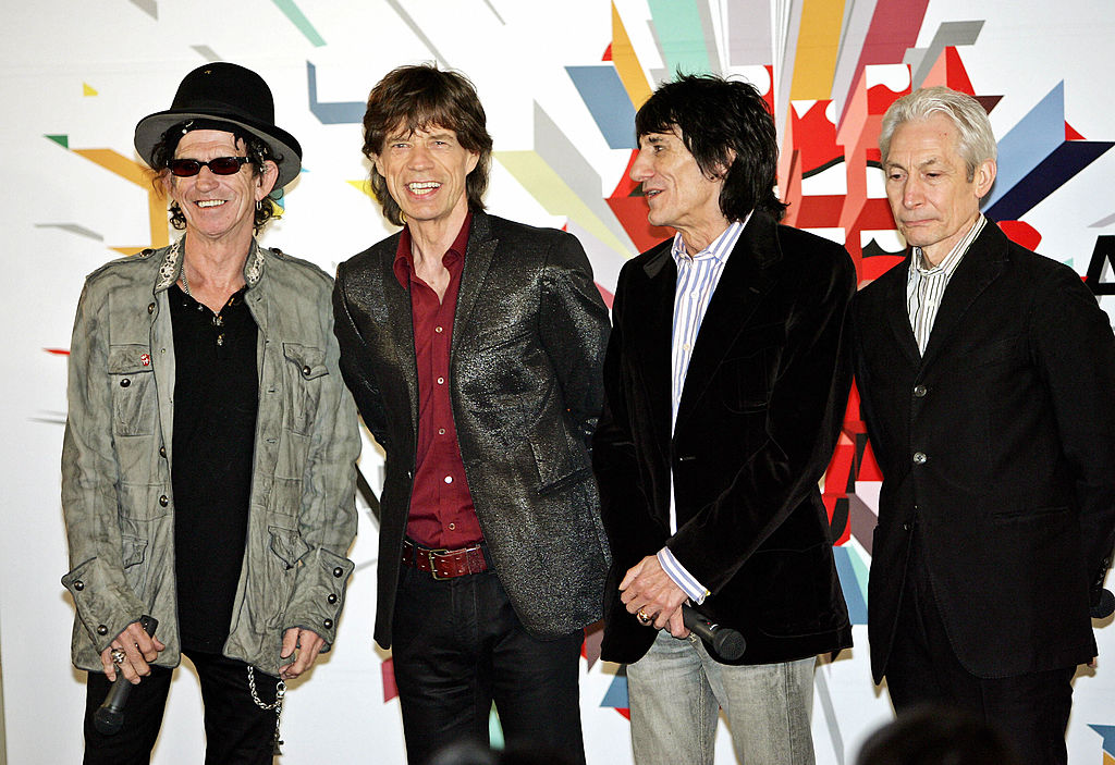 'The Rolling Stones'
