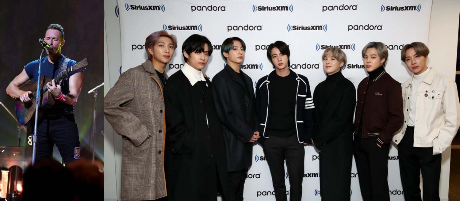 BTS Made Another Historical Feat With Coldplay, Here's What They Have Achieved For 'My Universe' Release
