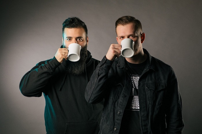 The Constantly-Evolving Music Duo Cafe Disko is About to Have Their Next Big Break