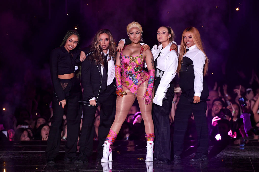 Nicki Minaj Branded Hypocrite For Backing Jesy Nelson On Her 'Blackfishing' Issue, Rapper Joins Drama To Distract Fans From Husband's Rape Case?