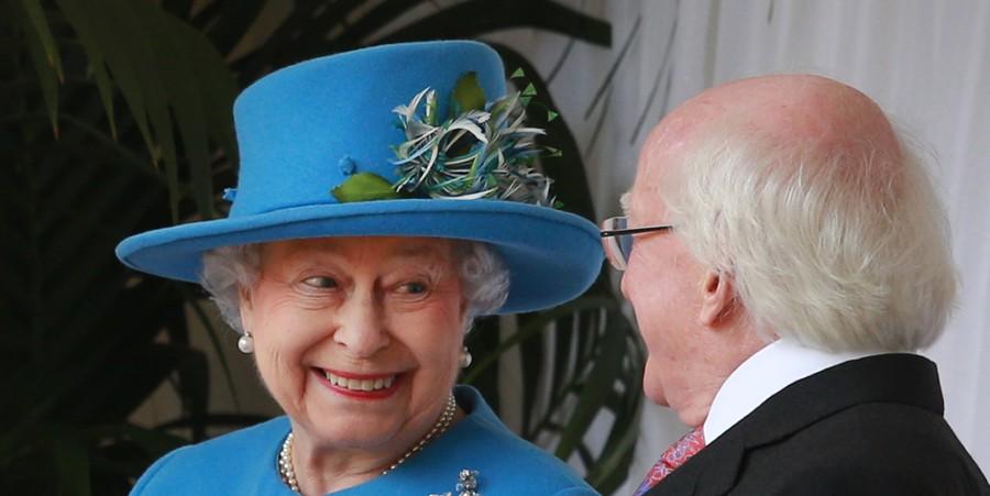 Queen Elizabeth - Getty Images