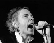 John Lydon in 1978 with The Sex Pistols