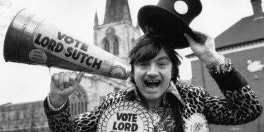 Screaming Lord Sutch!