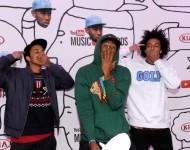 Odd Future's Tyler, the Creator, Earl Sweatshirt and Taco Bennett