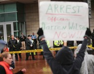 Ferguson Protests - Getty Images
