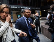 Janay Palmer and Ray Rice - Getty Images