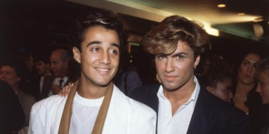 Wham! Featuring Andrew Ridgely and George Michael!