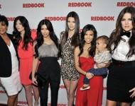 Kardashian/Jenner Family - Getty Images