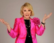 Joan Rivers - Getty Images