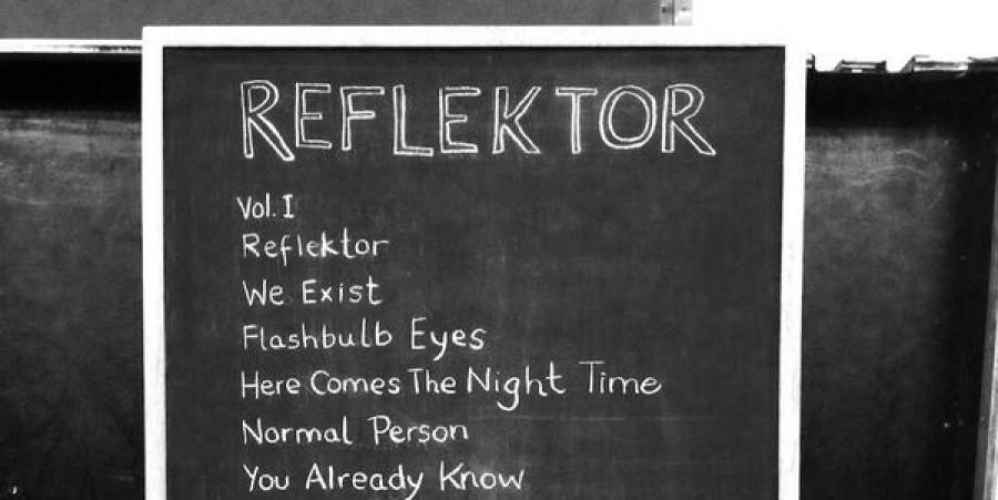 Reflektor Tracklist