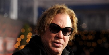 Mickey Rourke - Getty Images