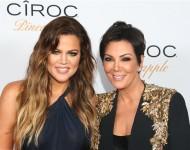 Khloe Kardashian and Kris Jenner - Getty Images