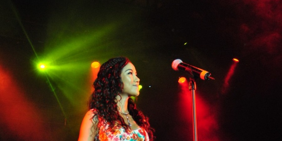 Jhene Aiko 'Enter The Void' Tour Rocks New York City's Best Buy Theatre With SZA, Willow Smith And The Internet