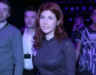 Anna Chapman - Getty Images