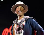 Pharrell Williams is