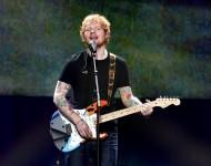 Ed Sheeran performs at KIIS FM's Jingle Ball 2014