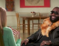 Rick Ross appeared on 'Good Morning America' and discussed his drastic weight loss.