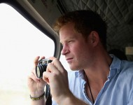 Prince Harry - Getty Images