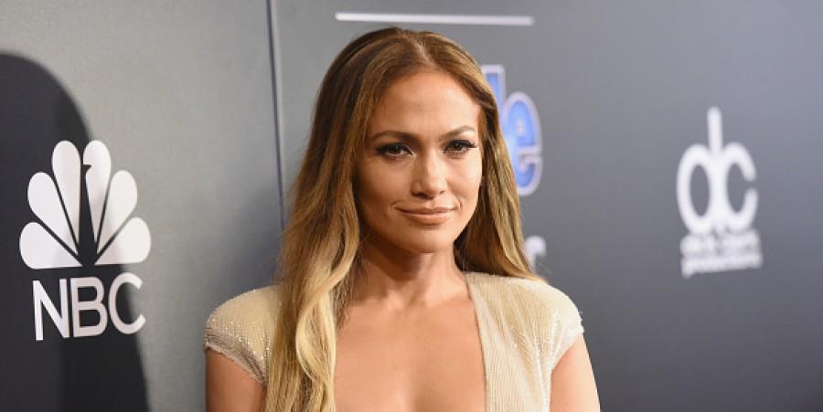 Jennifer Lopez at People Magazine Awards