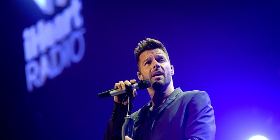 Ricky Martin at iHeartRadio Fiesta Latina